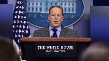 Press Secretary Sean Spicer Holds Briefing At White House