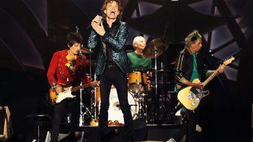 The Rolling Stones Perform Live In Adelaide