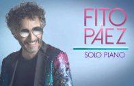 Fito Páez regresa a Chile con su íntimo show Solo Piano