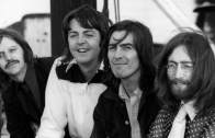 Las dos canciones compuestas por los cuatro Beatles